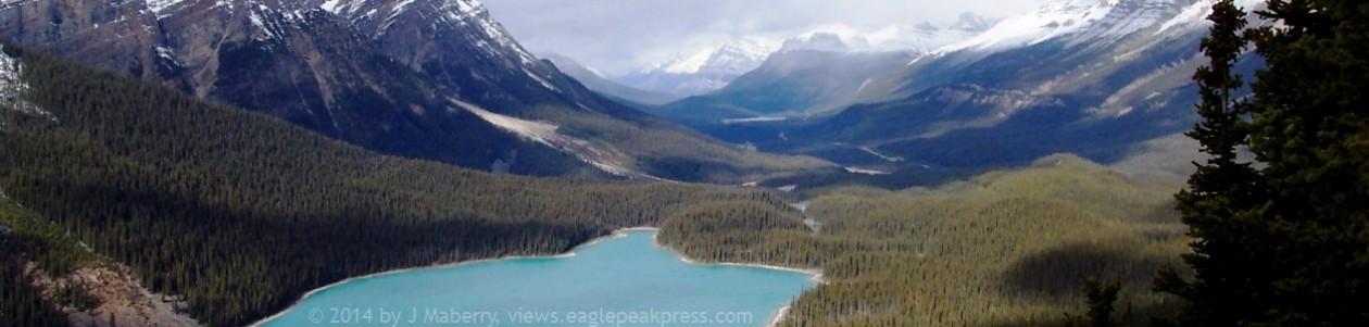 Views from Eagle Peak