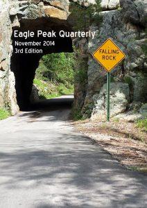 November 2014 Eagle Peak Quarterly cover