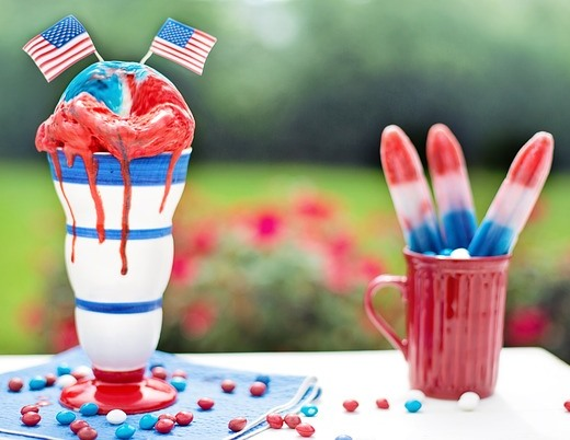 Fourth of July treats