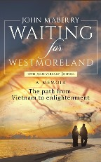 The cover of the Tenth Anniversary Edition of Waiting for Westmoreland